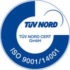 Calidad MejorasEnergeticas Política de calidad y Medio Ambiente Política de calidad y MA de calidad del agua Logo Tuv nord