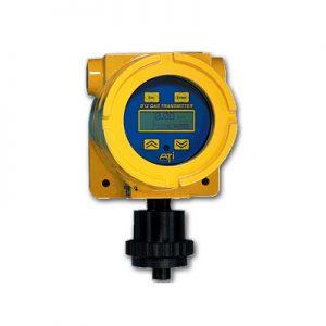 Monitorizacion y deteccion de gases toxicos D12