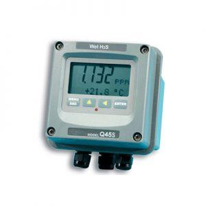 Calidad MejorasEnergeticas Abastecimiento y tratamiento de aguas Analisis y deteccion de gases Detectores personales de gases Industria Monitorizacion y deteccion de gases Detector de acido sulfhidrico Q45S