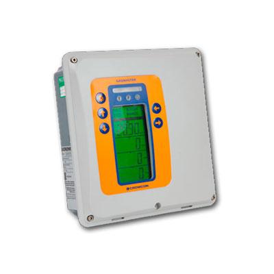 Calidad MejorasEnergeticas Abastecimiento y tratamiento de aguas Analisis y deteccion de gases Detectores personales de gases Industria Monitorizacion y deteccion de gases Panel de control Gasmaster