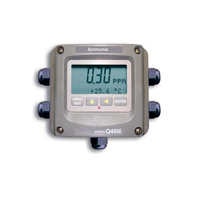 Calidad MejorasEnergeticas Abastecimiento y tratamiento de aguas Analizadores de amoniaco-amonio Analizadores y monitores de agua Sensor de amoniaco Q46N