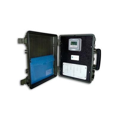 Calidad MejorasEnergeticas Abastecimiento y tratamiento de aguas Analizadores de cloro Analizadores y monitores de agua Analizador fotométrico de cloro Athenea LC