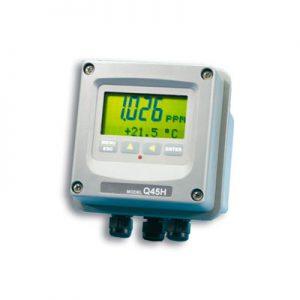 Calidad MejorasEnergeticas Abastecimiento y tratamiento de aguas Analizadores de cloro Analizadores y monitores de agua Analizador fotométrico de cloro Q45H 62 63