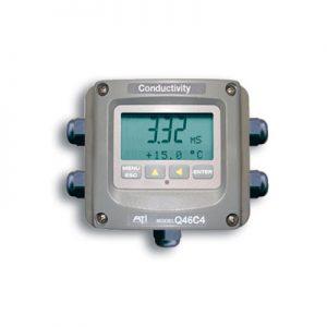 Calidad MejorasEnergeticas Abastecimiento y tratamiento de aguas Analizadores y monitores de agua Monitores de Conductividad Medición de conductividad Q46C4