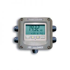Calidad MejorasEnergeticas Abastecimiento y tratamiento de aguas Analizadores y monitores de agua Monitores de Conductividad Sensor inductivo Q46CT