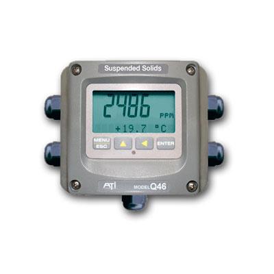 Calidad MejorasEnergeticas Abastecimiento y tratamiento de aguas Analizadores y monitores de agua Monitores de Solidos en suspension Monitor de oxigeno disuelto Q46/88