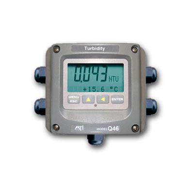 Calidad MejorasEnergeticas Abastecimiento y tratamiento de aguas Analizadores y monitores de agua Monitores de Turbidez Medidor de turbidez Q46/76