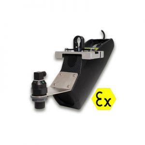 Calidad MejorasEnergeticas Abastecimiento y tratamiento de aguas Caudalímetros Caudalímetros para canales abiertos Caudalímetros para canales abiertos Industria Caudalimetro radar Raven eye atex