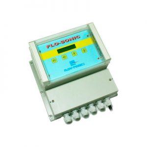 Calidad MejorasEnergeticas Abastecimiento y tratamiento de aguas Caudalímetros Caudalímetros para canales abiertos Caudalímetros para canales abiertos Industria Flujometro ultrasonico fijo Flo Sonic OCFM