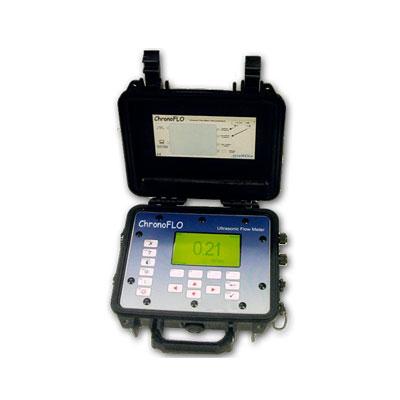 Calidad MejorasEnergeticas Abastecimiento y tratamiento de aguas Caudalímetros Caudalímetros para conducciones en carga Caudalímetros para conducciones en carga Industria Caudalimetro ultrasonico portátil ChronoFlo