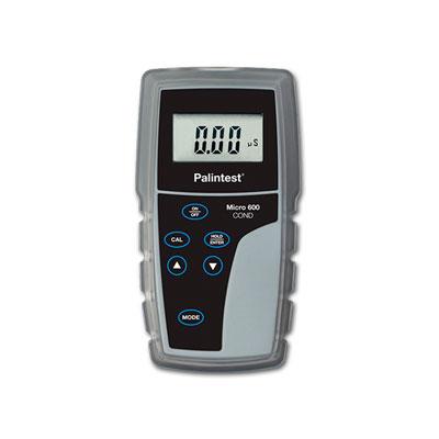 Calidad MejorasEnergeticas Abastecimiento y tratamiento de aguas Equipos portátiles Kits de campo y laboratorio Conductividad del agua Micro 600 Conductividad