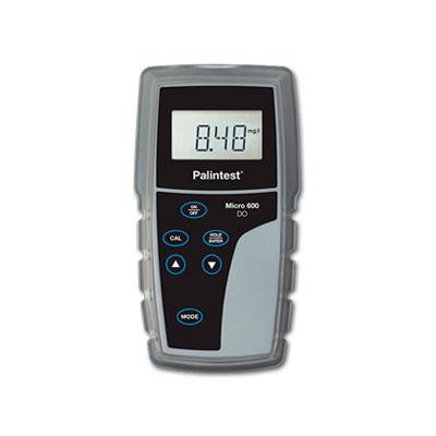Calidad MejorasEnergeticas Abastecimiento y tratamiento de aguas Equipos portátiles Kits de campo y laboratorio Medidor oxigeno disuelto Micro 600 Oxígeno disuelto