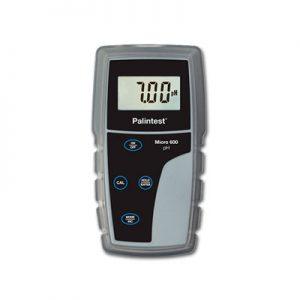 Calidad MejorasEnergeticas Abastecimiento y tratamiento de aguas Equipos portátiles Kits de campo y laboratorio Sensor de ph Micro 600 pH