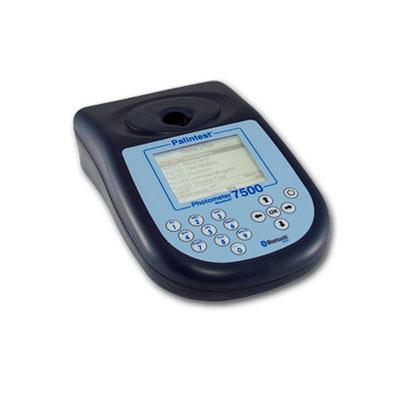 Calidad MejorasEnergeticas Abastecimiento y tratamiento de aguas Fotómetros Kits de campo y laboratorio Fotometro portatil bluetooth Fotómetro 7500