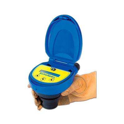 Calidad MejorasEnergeticas Abastecimiento y tratamiento de aguas, Industria, Medición de nivel, Medición de nivel Sensor ultrasonico EchoSpan
