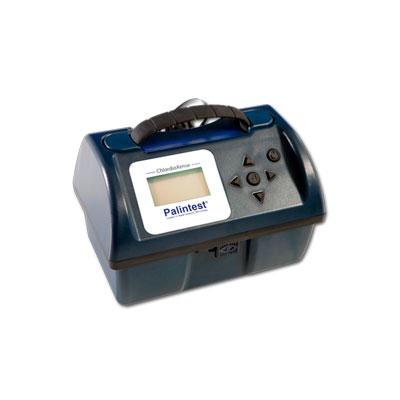 Calidad MejorasEnergeticas Abastecimiento y tratamiento de aguas Kits de campo y laboratorio Tecnología de sensor Dioxido de cloro ChlordioXense