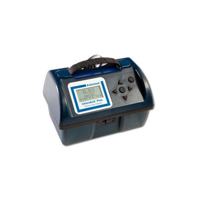 Calidad MejorasEnergeticas Abastecimiento y tratamiento de aguas Kits de campo y laboratorio Tecnología de sensor Medidor de cloro digital ChlordioX Plus