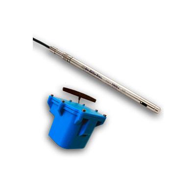 Calidad MejorasEnergeticas Abastecimiento y tratamiento de aguas Sistemas Olympia Sondas multiparamétricas Sistema de monitorizacion Olympia 100