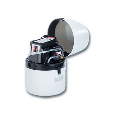 Calidad MejorasEnergeticas Abastecimiento y tratamiento de aguas, Tomamuestras automáticos, Tomamuestras fijos Toma de muestra P6L