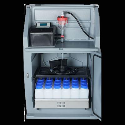 Calidad MejorasEnergeticas Abastecimiento y tratamiento de aguas, Tomamuestras automáticos, Tomamuestras fijos Toma muestras fijo SP5B 3