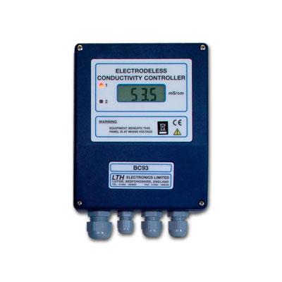 Calidad MejorasEnergeticas Conductividad conductiva Industria Sensores y controladores en continuo Medidor de conductividad inductiva Serie BC9