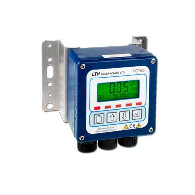 Calidad MejorasEnergeticas Conductividad conductiva Industria Sensores y controladores en continuo Transmisor de conductividad Serie HCT63