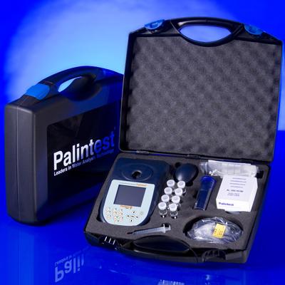 Calidad MejorasEnergeticas Fotómetros serie Pooltest, Test kits, Tratamiento y control de aguas de baño Fotómetro Pooltest9 2