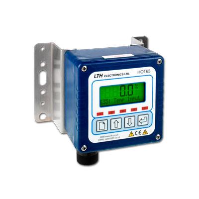 Calidad MejorasEnergeticas Industria Oxígeno disuelto Sensores y controladores en continuo Medidor de oxigeno disuelto Serie HOT63