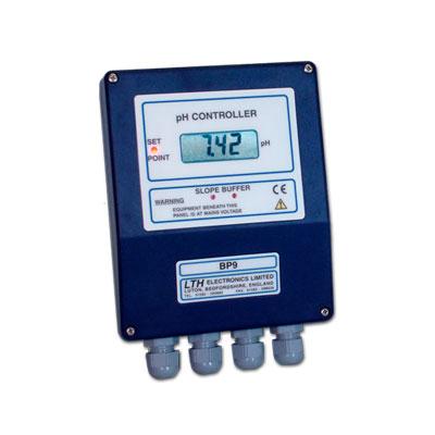 Calidad MejorasEnergeticas Industria pH y Redox Sensores y controladores en continuo Medidor de ph digital Serie BP9