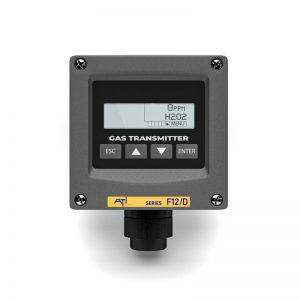 Detector de gases para procesos de desinfección, esterilización