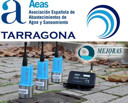 """""""Conjunto de Medidas para Reducir las Fugas y el Agua No Registrada"""", ponencia de Grupo Mejoras en AEAS 2017 Ponencia"""
