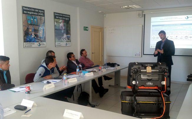 Calidad MejorasEnergeticas Centro de formación Grupo Mejoras Cursos grupo mejoras sala