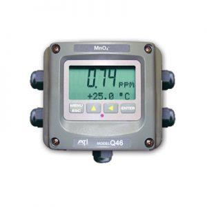 Calidad MejorasEnergeticas Abastecimiento y tratamiento de aguas Analizadores de biocidas Analizadores y monitores de agua Analizador de ácido Q46H 83