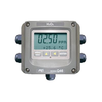 Calidad MejorasEnergeticas Abastecimiento y tratamiento de aguas Analizadores de biocidas Analizadores y monitores de agua Analizador de ácido Q46H 84