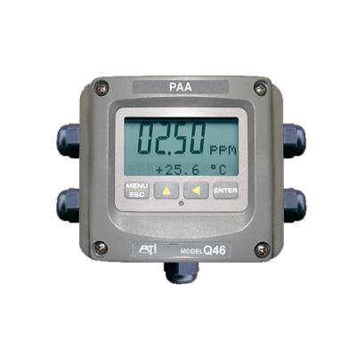 Calidad MejorasEnergeticas Abastecimiento y tratamiento de aguas Analizadores de biocidas Analizadores y monitores de agua Analizador de ácido Q46H 85