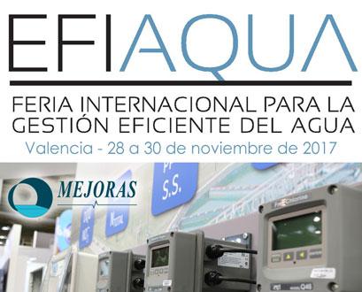 Calidad MejorasEnergeticas EFIAQUA Feria Internacional para la Gestión Eficiente del Agua Mejoras efiaqua17 evento imagen