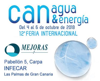Feria internacional Canagua&Energía