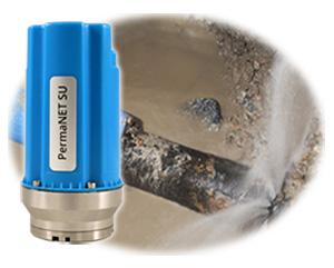 Localizador remoto de fugas en la red de agua mediante sensorización 4.0 PermanetSU