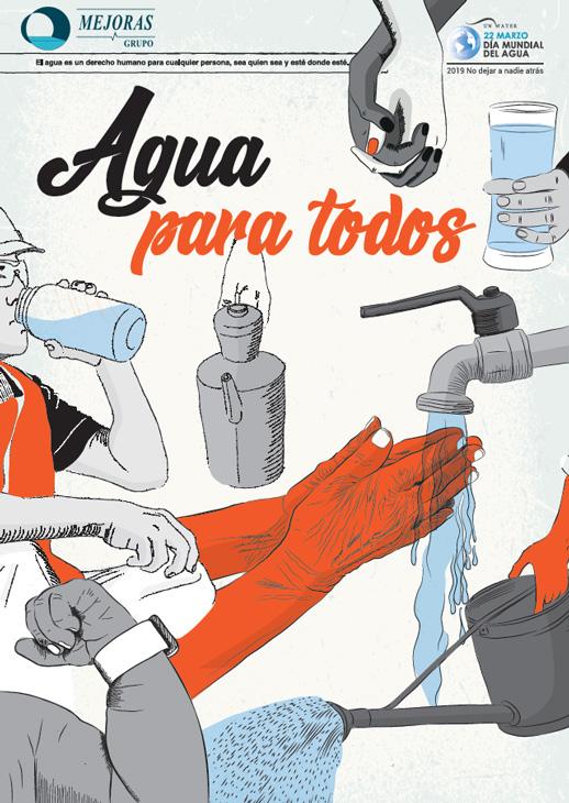 Día mundial del agua 2019 - Mejoras