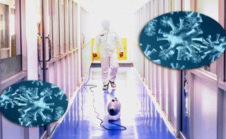 Procesos de descontaminación para control de infecciones y seguridad del personal. Mejoras Energéticas