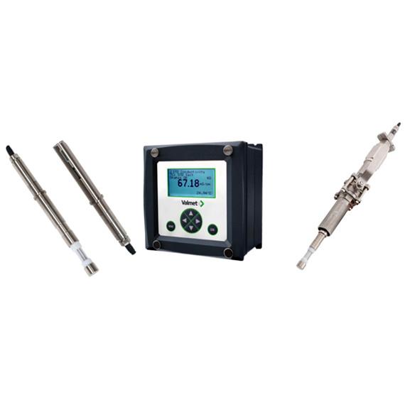Medidor de conductividad conductiva VLAMET 3100. Mejoras Energeticas